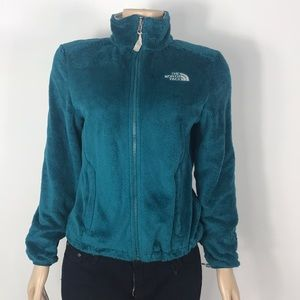 Beautiful The North Face Sweater XS/TP Teal color